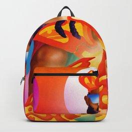Down Major Set Inside Throws Backpack