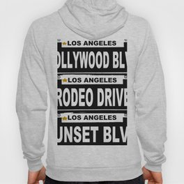 Los Angeles California Hoody