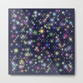 The Stars We Are Metal Print