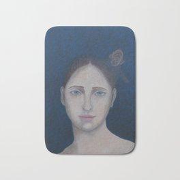 Aphrodite goddess Bath Mat
