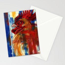 Cockerel Stationery Cards