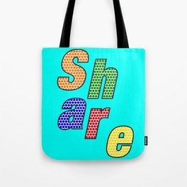 Share– my 3 best Skills Tote Bag
