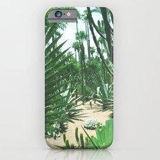 Moroccan Gardens iPhone 6s Slim Case