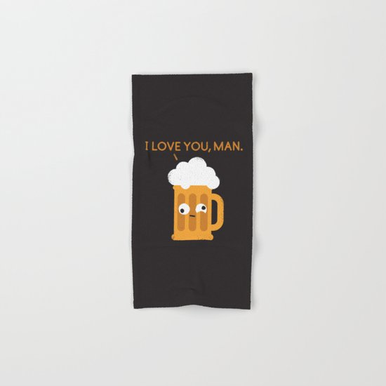 Brewmance Hand & Bath Towel