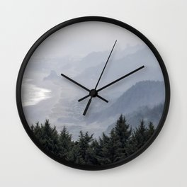 Shades of Obscurity Wall Clock