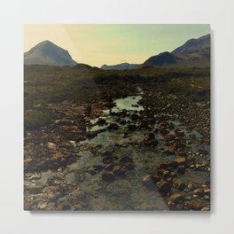 On the Isle of Skye Metal Print