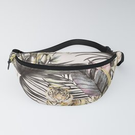 Tiger of the jungle Fanny Pack