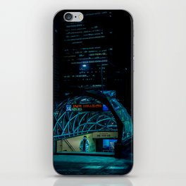 Night Photography by thehipsterjew iPhone Skin