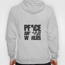 Peace Amongst Worlds Hoody