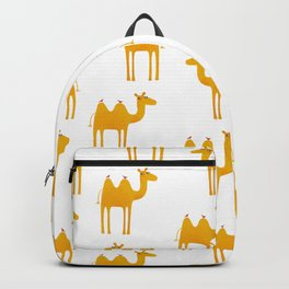 Camel with Birds Backpack