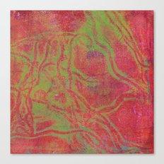 Abstract No. 65 Canvas Print