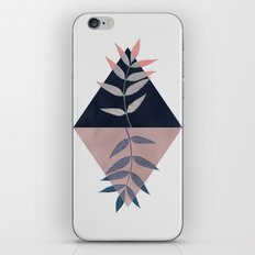 Geometry and Nature 3 iPhone & iPod Skin