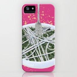 Spaghetti Junction iPhone Case