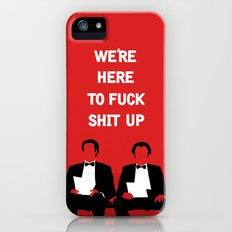 Step Brothers iPhone (5, 5s) Slim Case