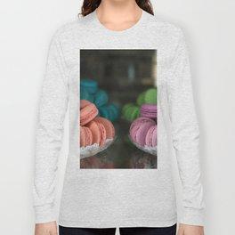 French Nom Nom Long Sleeve T-shirt