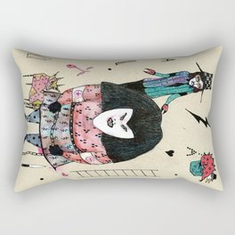 L'Ire d'Irenee Rectangular Pillow