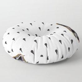 JoJo - Bruno Bucciarati Pattern [Zipper Ver.] Floor Pillow