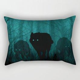 Wolf Pass Rectangular Pillow