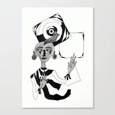 nt016 Canvas Print