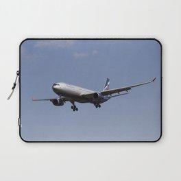 Aeroflot Airbus A330 Laptop Sleeve