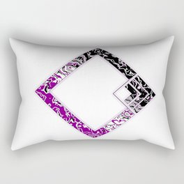 Asexual appreciation day 2 Rectangular Pillow