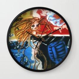 Band the Muscian Wall Clock
