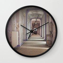 The Sweet Hallway Wall Clock