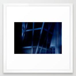 """""""SKIES.OF.STONE"""" V7 Framed Art Print"""