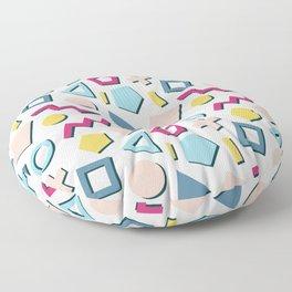 Retro Pattern Floor Pillow