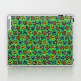 Retro Toy Finger Monsters Laptop & iPad Skin