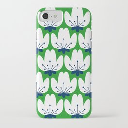 FLORAL_BLOSSOM_003 iPhone Case