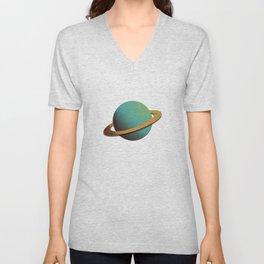 planet Unisex V-Neck