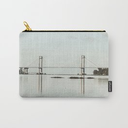 Rande, the bridge Carry-All Pouch