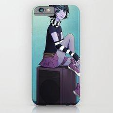 Anna Blue - amplifying iPhone 6s Slim Case