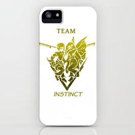 Team Instinct - Dark Crystal iPhone Case