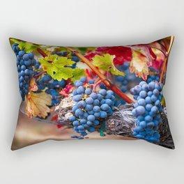 Fruit of Napa Valley Rectangular Pillow