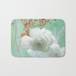 Pastell Flowers Bath Mat