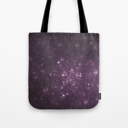 Purple Galaxy of Sir Douglas Fresh Tote Bag