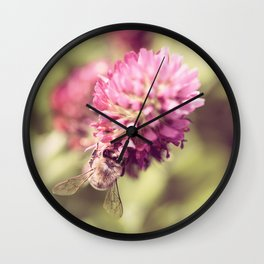 My Honey Wall Clock
