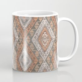 Kilim - earthy Coffee Mug