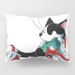 Dapper for the Holidays Pillow Sham