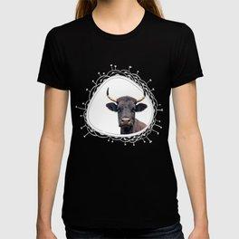 Yellow Horns T-shirt