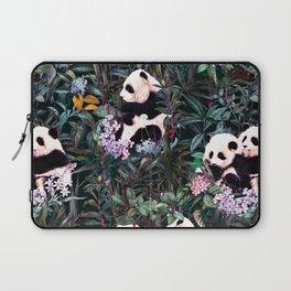 Rainforest Pandas Laptop Sleeve