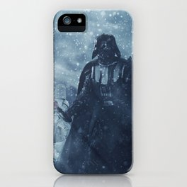 Hoth Landing Zone iPhone Case