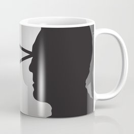 The Prisoner is Being Tested Coffee Mug