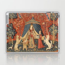 The Lady And The Unicorn Laptop & iPad Skin
