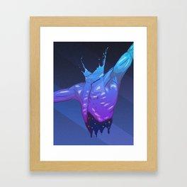 Deconstruct Framed Art Print