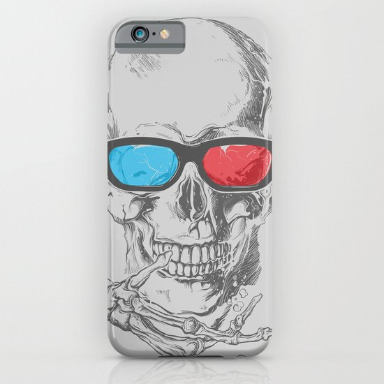 3Death iPhone & iPod Case