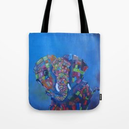 Alone in this Universe Tote Bag