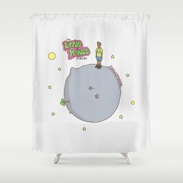 Little Fresh Prince Shower Curtain